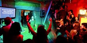 Rock bar – Down Town